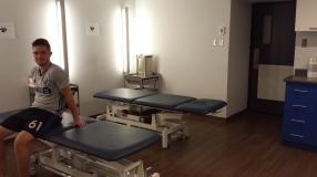 Salle de massage